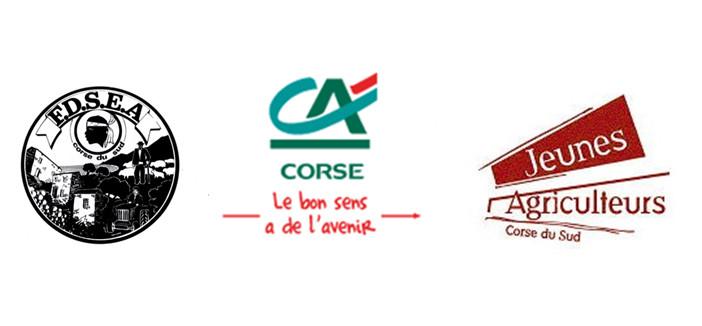 20 anni dopu : JA2A, FDSEA2A è Crédit Agricole si ritrovani insemi pà l'avvena di l'agricultori.